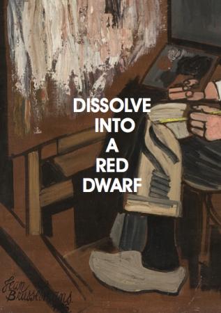 DISSOLVE INTO A RED DWARF